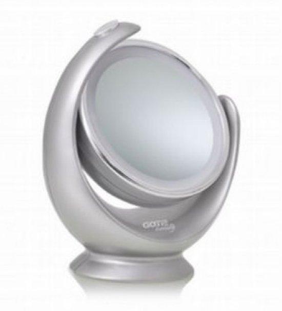 Spiegel met led verlichting kleur grafiet for Bol com verlichting