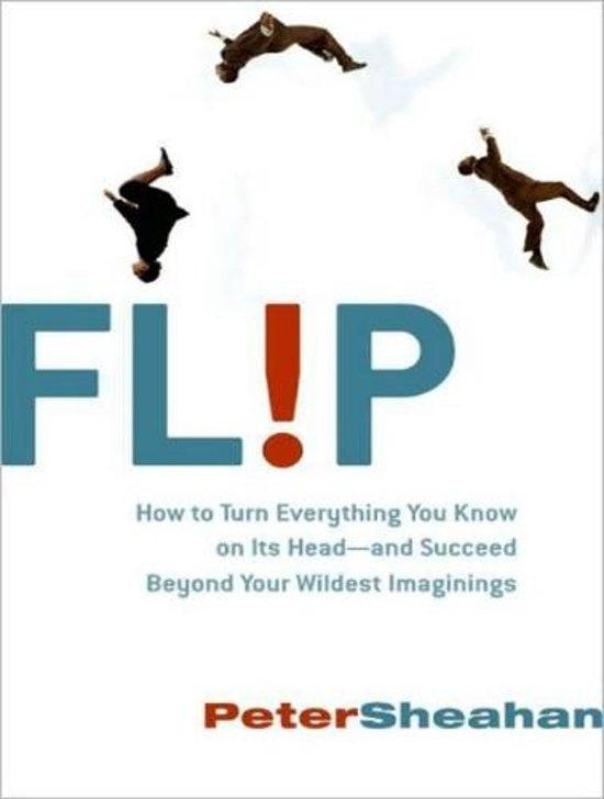 flip peter sheahan book review