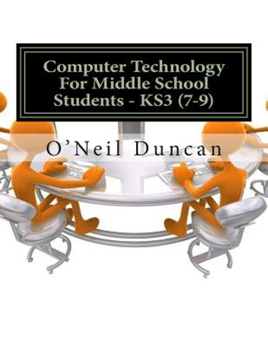 Computer technology articles for middle school students