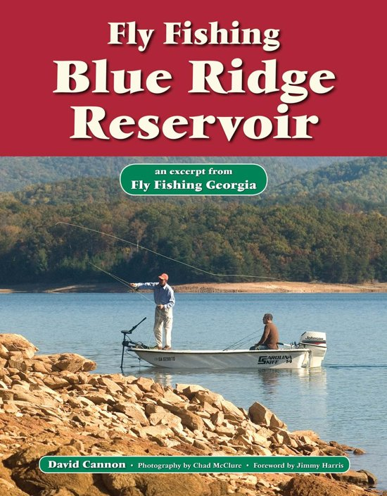 Fly fishing blue ridge reservoir ebook adobe for Lake blue ridge fishing