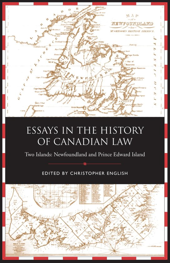 Essays in the History of Canadian Law: Volume II