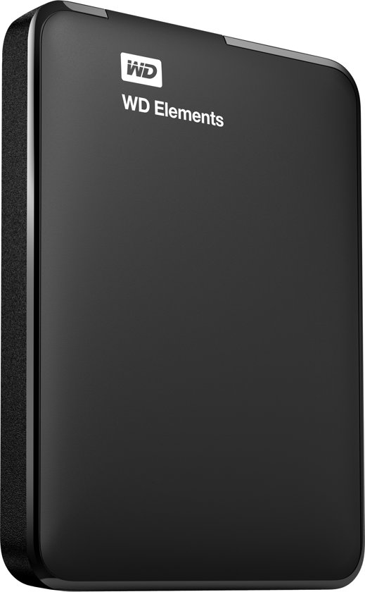 WD Elements Portable - Externe harde schijf - 1 TB