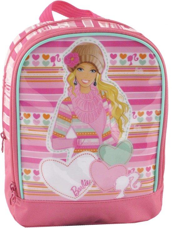 Winter delight, Barbie rugtas in Hundelgem