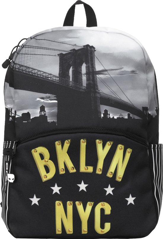 Mojo Backpacks Backpack Brooklyn Multicolor � Rugzak � Multicolor in Sibrandah?s / Sijbrandahuis