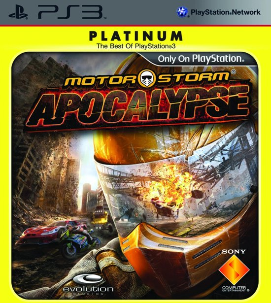 Motorstorm Apocalypse - Essentials Edition