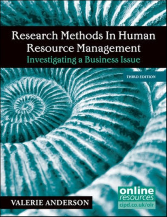 research paper topics in human resource management