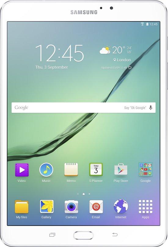 Samsung Galaxy Tab S2 (8.0 inch) - Wit