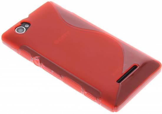 Rode Keukenapparaten : Rode S-line TPU hoesje – Sony Xperia M c1905