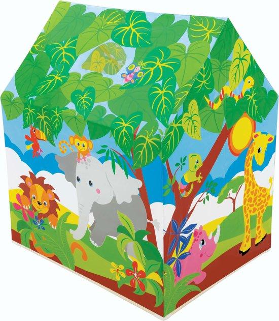 Jungle Speelhuis in Kerkeinde