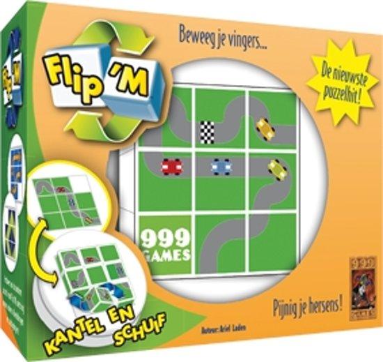 Flip 'M - De Autoweg - Denkspel