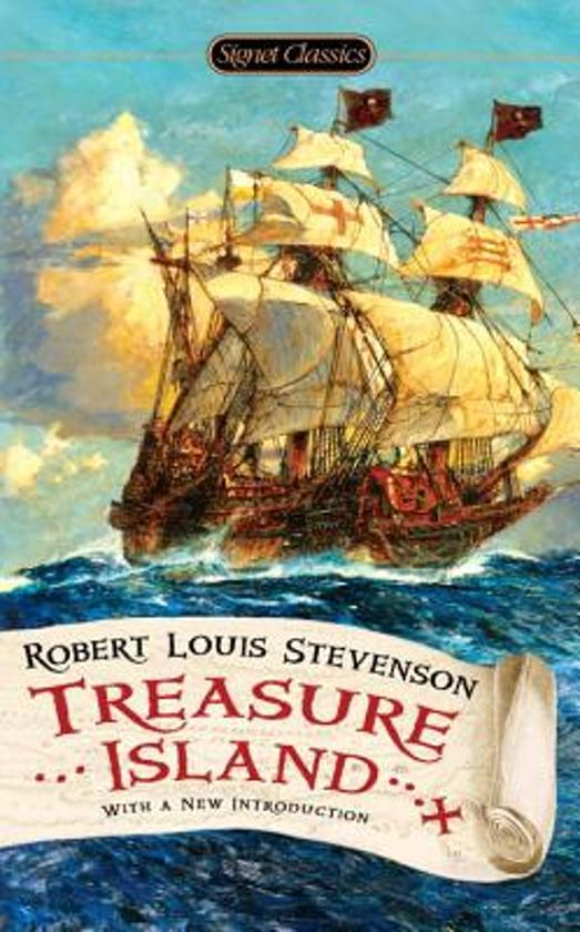 a review of treasure island by robert louis stevenson The project gutenberg ebook of treasure island, by robert louis stevenson  this ebook is for the use of anyone anywhere at no cost and with almost no.
