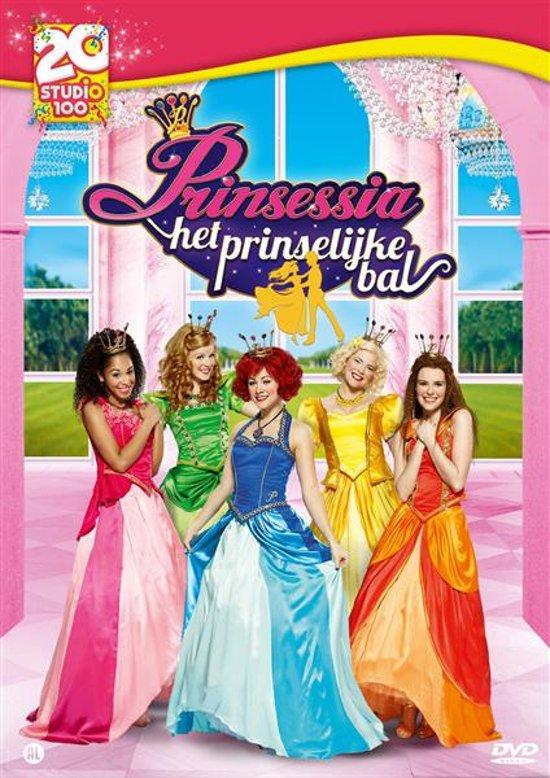 Prinsessia - Het Prinselijke Bal - 20 Jaar Studio 100