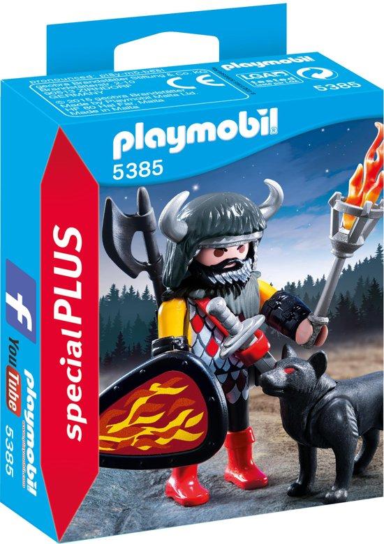 Playmobil Wolfskrijger - 5385 in Lippenhuizen / Lippenhuzen