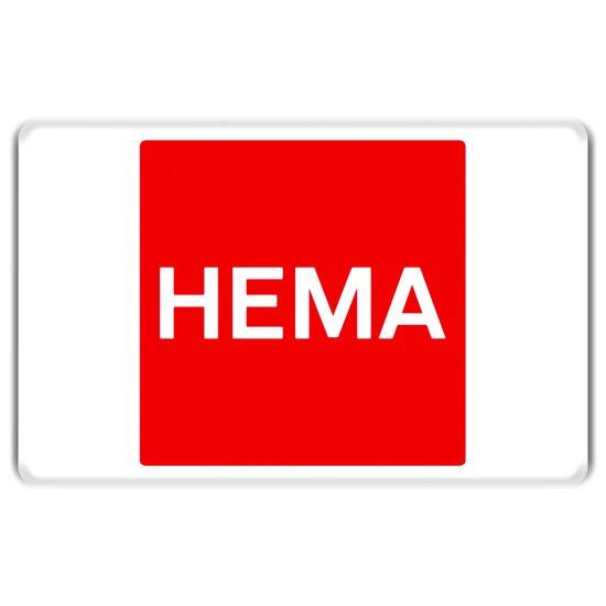 HEMA cadeaukaart - 20 euro