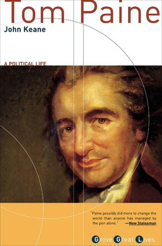 Tom Paine Net Worth