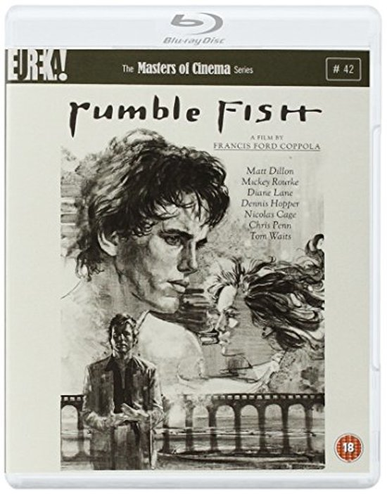 Rumble fish br dvd for Rumble fish summary
