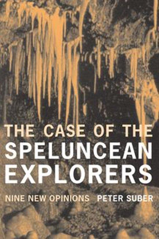 the case of the speluncean explorers pdf