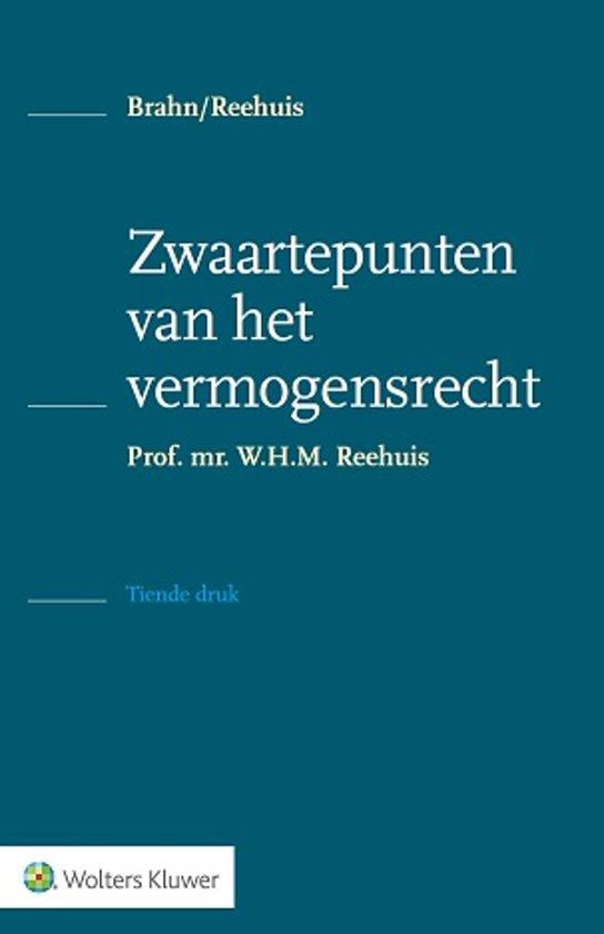 Zwaartepunten van het vermogensrecht w h m reehuis 9789013121629 boeken - Het upgraden van m ...