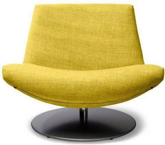bol.com : Zooff Designs Coco - Fauteuil - Geel : Wonen
