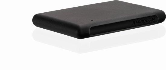Freecom Mobile Drive XXS 3.0 500GB - Externe harde schijf /  Zwart