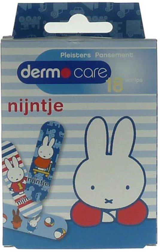 Dermo Care Nijntje - 18 stuks - Kinderpleister