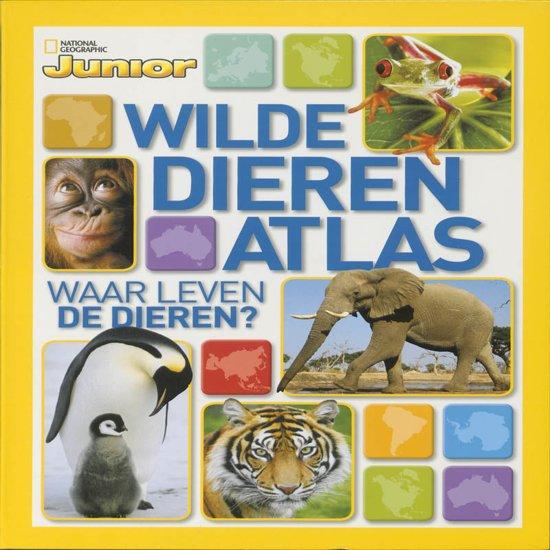 namen van wilde dieren
