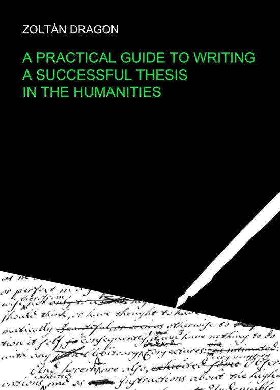 Thesis of humanities