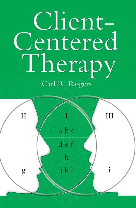 "an overview of the client centered therapy developed by carl rogers Carl roger's person centered therapy in ""the gloria film"" posted on  journal  of counseling and development, 81 (2), 178-184 author: dr."