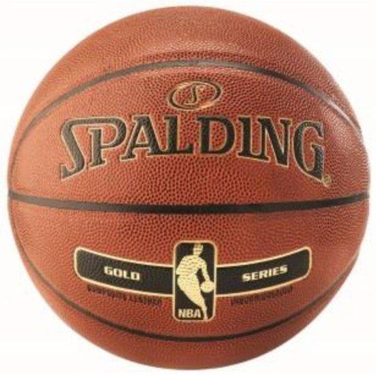 Spalding NBA gold - In-/outdoor basketbal - Oranje in Klein Haasdal