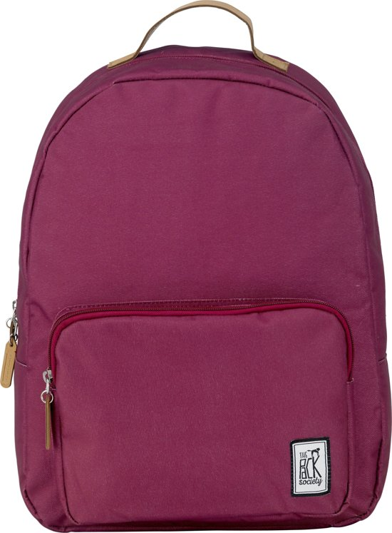 The Pack Society Classic - Rugzak - Solid Burgundy in Tiggelt