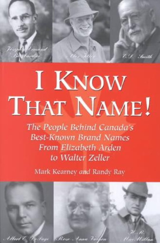 I Know That Name!