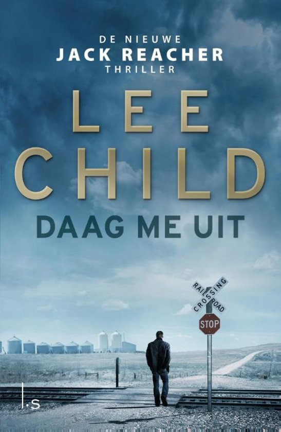 Daag me uit - Lee Child - 9789024568864