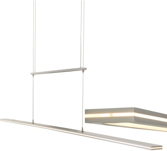 bol.com : Steinhauer Wow - Hanglamp - LED - 140 cm breed - staalkabel ...
