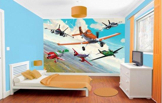Behang Kinderkamer Vliegtuigen : bol.com Walltastic Planes 12-delig ...