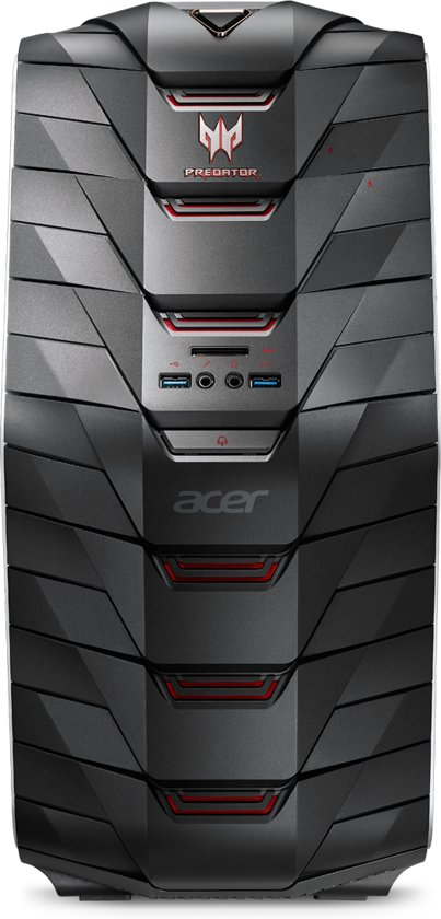 Acer Predator G6-710 I9910 NL - Gaming Desktop