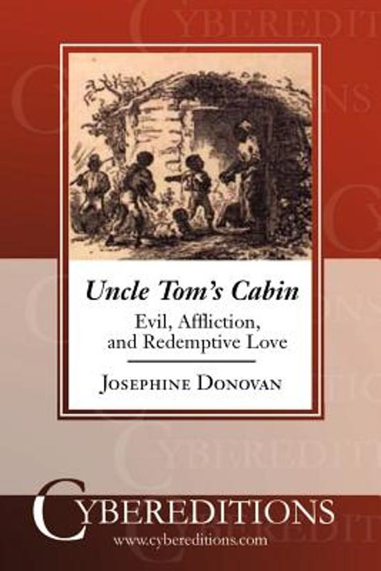 book analysis uncle tom s cabin