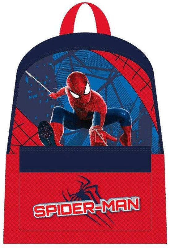 Spiderman rugzak groot in Maliskamp