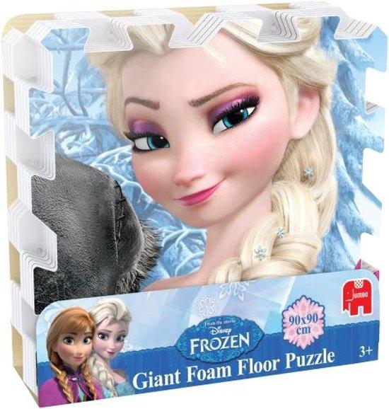 Frozen slaapkamer accessoires : Disney Frozen Vloerpuzzel kopen vanaf ...