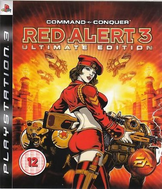 Command & Conquer: Red Alert 3 - Ultimate Edition