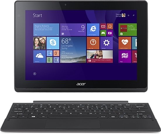 Acer Aspire Switch SW3-013-1885 BE - Hybride Laptop Tablet / Azerty