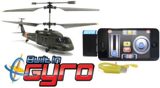 Syma iCopter S102G helikopter |bestuurdbaar via Tablet/Smartphone in Empe