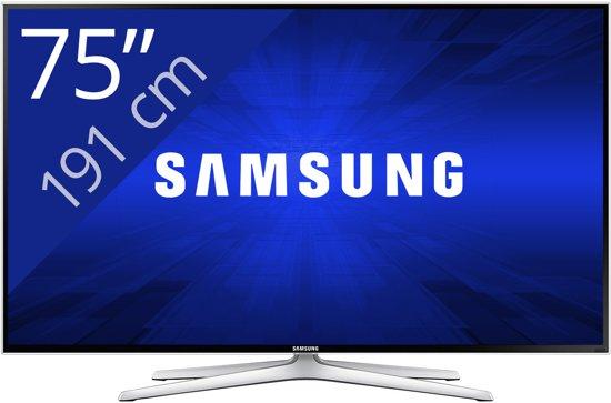 Samsung UE75H6400 - 3D led-tv - 75 inch - Full HD - Smart tv