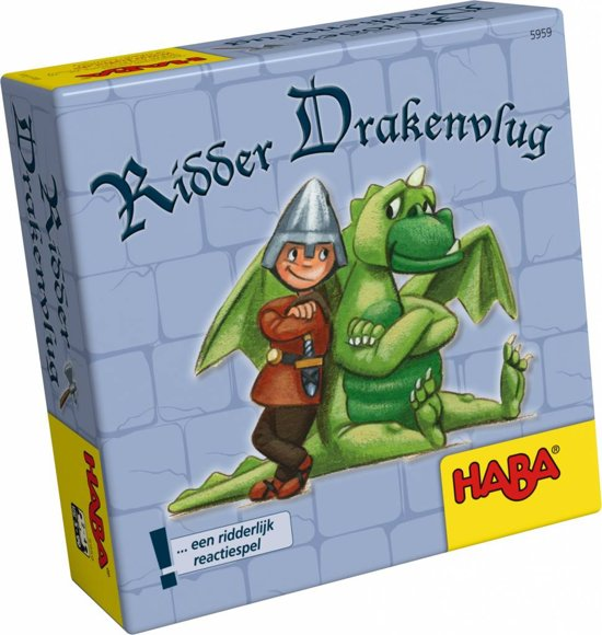 Haba Ridder Drakenvlug in Folgeren / De Folgeren