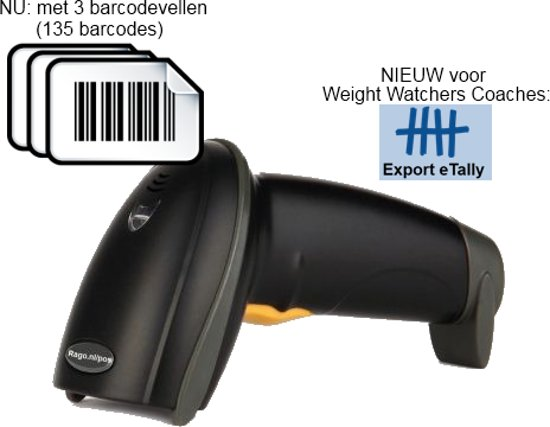 Point of Sale (Barcode Scanner + Software)