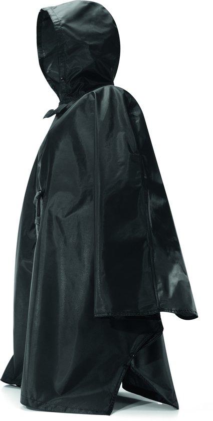 reisenthel mini maxi poncho - Regenponcho - Polyester - black in Quatre Bras