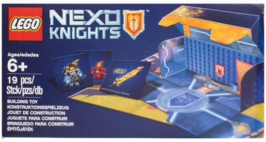 LEGO Nexo Knights Battle Stadion in Moskou