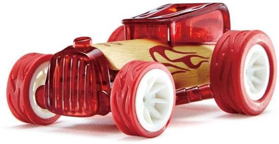 Bamboe speelgoedauto Bruiser in Lamine