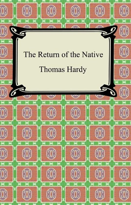 a review of hardys the return of the native A hallmark hall of fame production of thomas hardy's classic novel,  handsomely staged and faithfully adapted, the return of the native  concerns the.