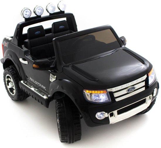 Ford Ranger kinderauto zwart in Voordijk