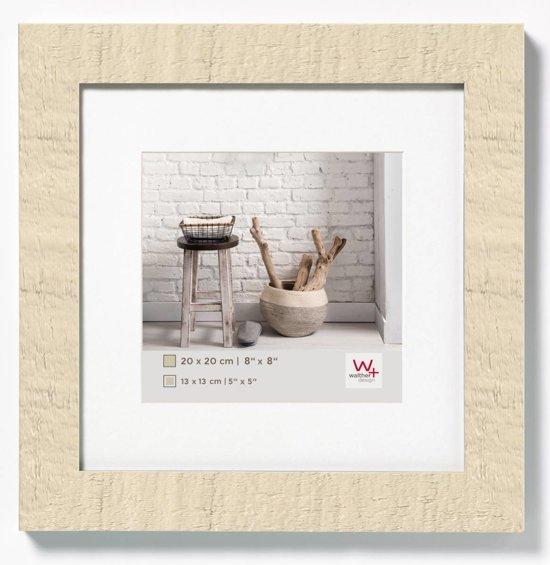 walther home fotolijst fotomaat 30x30 cm cr me. Black Bedroom Furniture Sets. Home Design Ideas